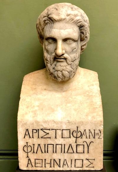 Aristophanes, Aristofanes