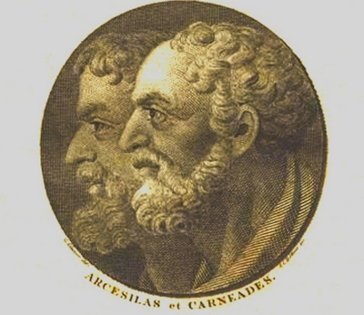 Arkesilaos ve Karneades