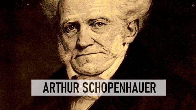 Arthur Schopenhauer Kimdir?