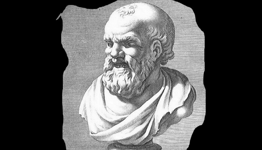 Demokritos, atomcu madde anlayışının fikir babasıdır.