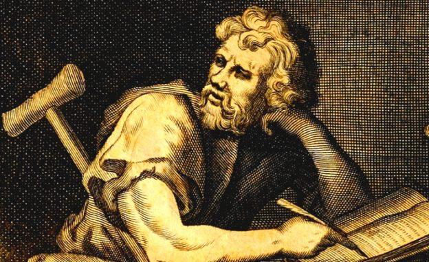 """Epiktetos Stoa ahlakı çerçevesinde """"Hem kendi ruhunla hem dış dünya nesneleriyle ilgilenemezsin"""" der."""