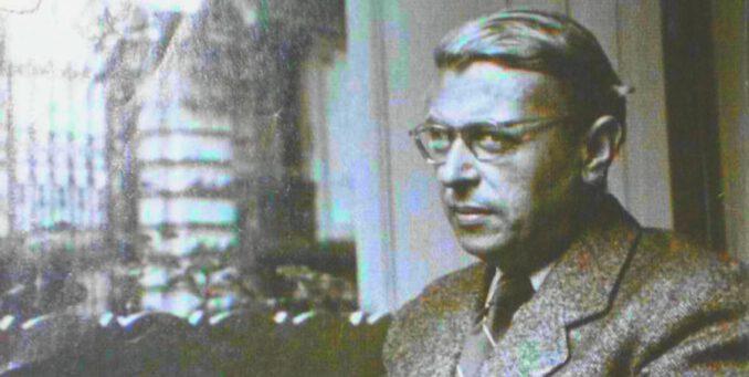 Jean-Paul Sartre, varoluşçu filozofların en büyüklerindendir.