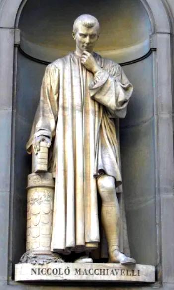 Nicccolo Machiavelli