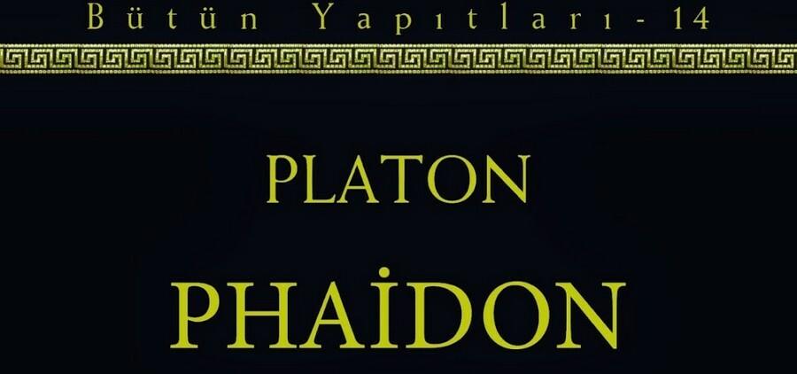 """""""Phaidon"""", Olgunluk Dönemi Eserlerindendir."""