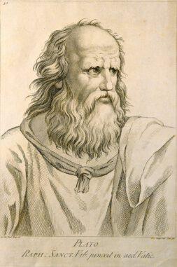 Platon, felsefe tarihinin en büyük filozoflarından birisidir.