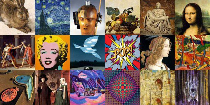 Sanat, bütün yönleriyle sanat felsefesinin konu alanındadır.