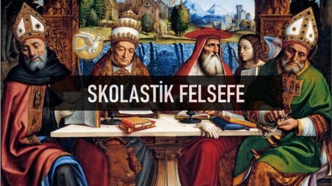 Skolastik Felsefe
