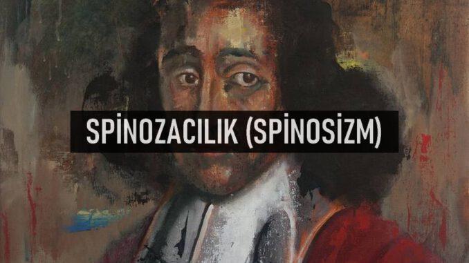 Spinozacılık (Spinosizm) Nedir?