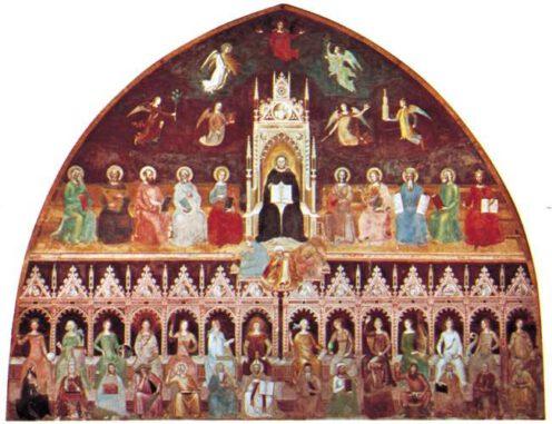 Thomizm ya da Tomacılık, Hristiyan felsefesinin skolastik dönem düşünürlerinden Saint Thomas'ın öğretisidir.