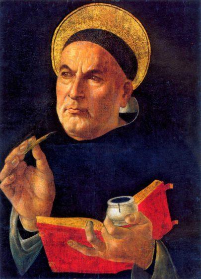 Thomas Aquinas (Aquinolu Thomas)
