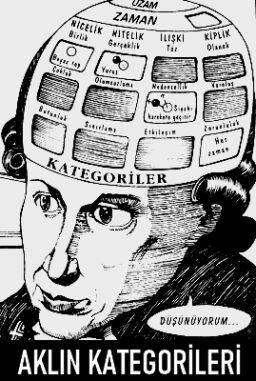 Kritisizm, aklın kategorilerle bilgiyi biçimlendirdiği görüşündedir.