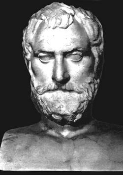 Anaksimandros için arkhe, apeirondur.