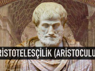 Aristotelesçilik Nedir?