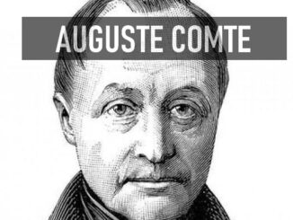 Auguste Comte Kimdir?