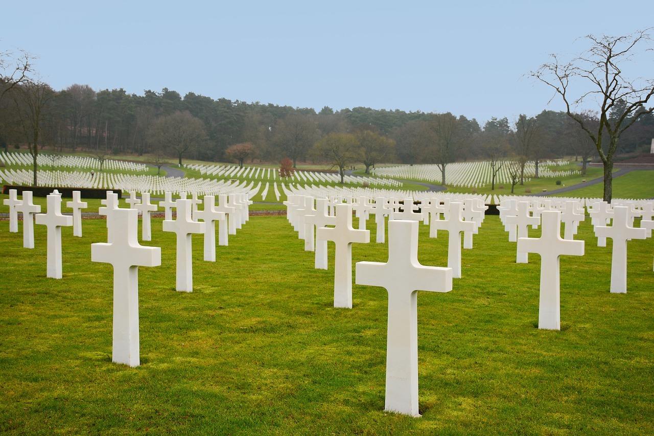 Mezarlık, hristiyan mezarlığı