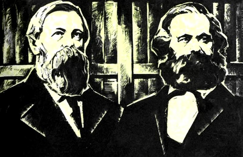 Engels ve Marx