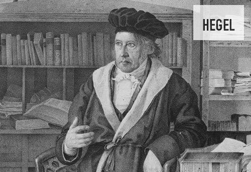Hegel, diyalektik idealizm akımının kurucu temsilcisidir.