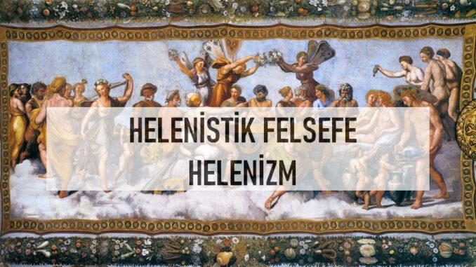 Helenistik Felsefe