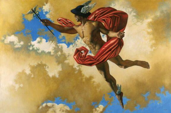 Hermeneutik kavramı adını Tanrıların habercisi ve yorumsamacısı olan Tanrı Hermes'ten almaktadır.