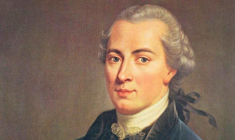 Immanuel Kant için bilginin meydana gelmesi hem deney hem de zihin (akıl) ile gerçekleşebilir.
