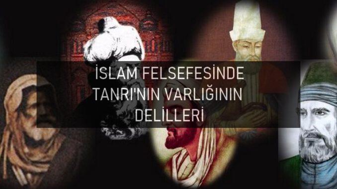 İslam Felsefesinde Tanrı'nın Varlığı Problemi