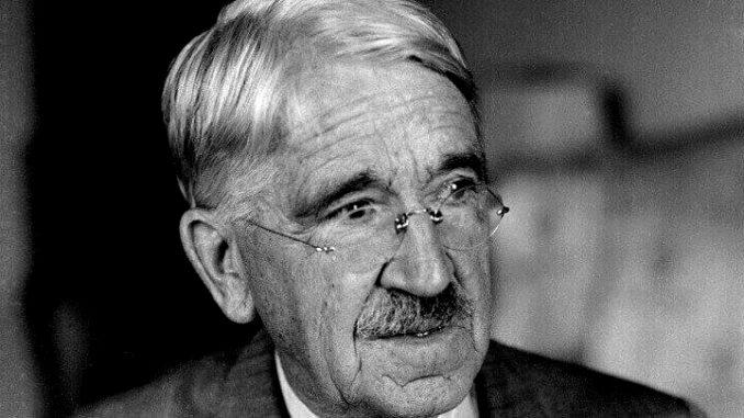 John Dewey, pragmatizmin önemli bir temsilcisidir.