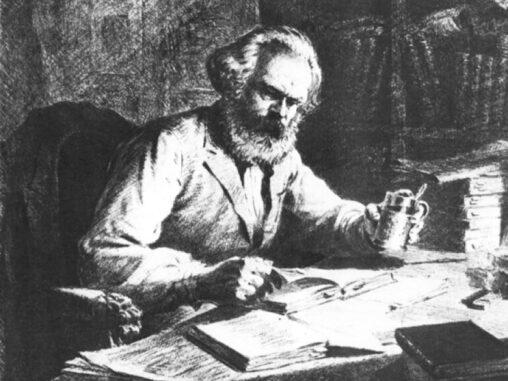 Marx, felsefe tarihinin özellikle çağımıza yakın dönemlerine damga vurmuş bir filozoftur.
