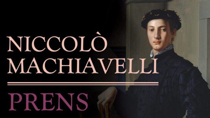 Machiavelli'nin Prens Kitabı