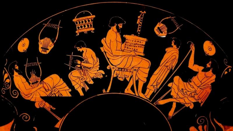 Antik Çağ'da Metafizik