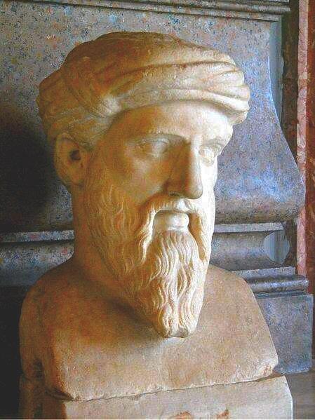 Pythagoras, Pisagor