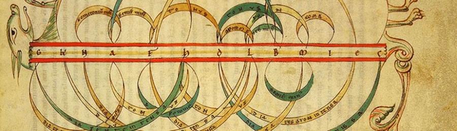 Pisagor, müzik formatının matematiksel işlemlerle doküman edilmesini gerçekleştirmiştir.