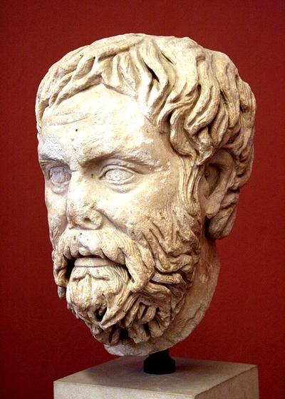 Pyrrhon, en önemli septik filozoflardan birisidir.