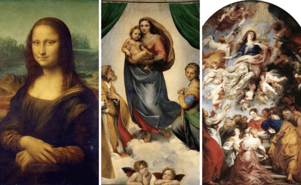 Rönesans, sanatın büyük bir etkinlik kazandığı bir süretçir.