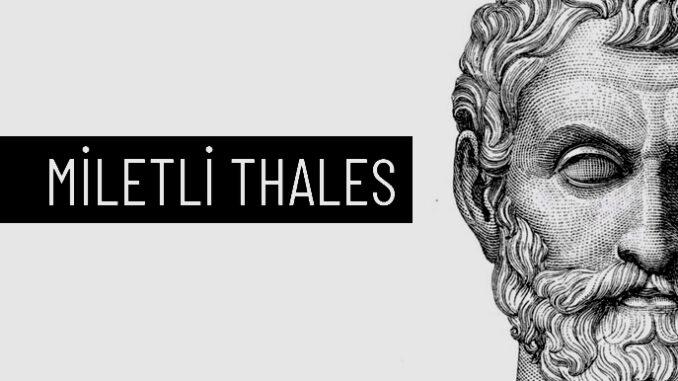 Thales Kimdir?