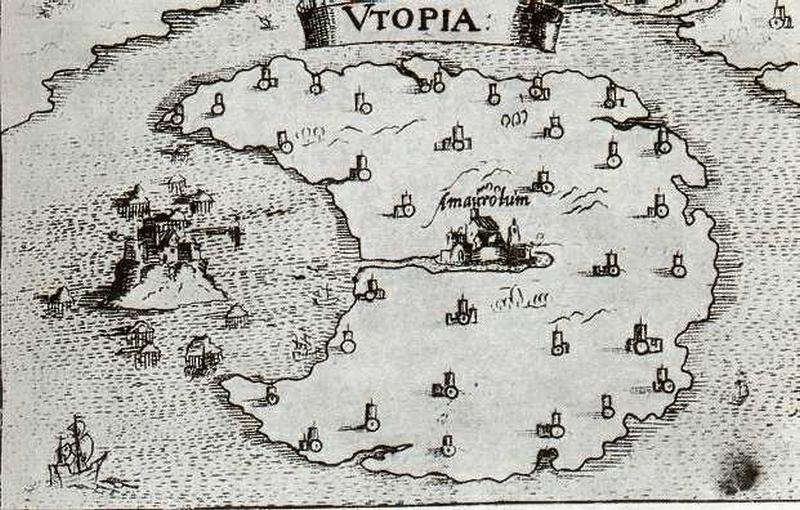 Ütopya Haritası