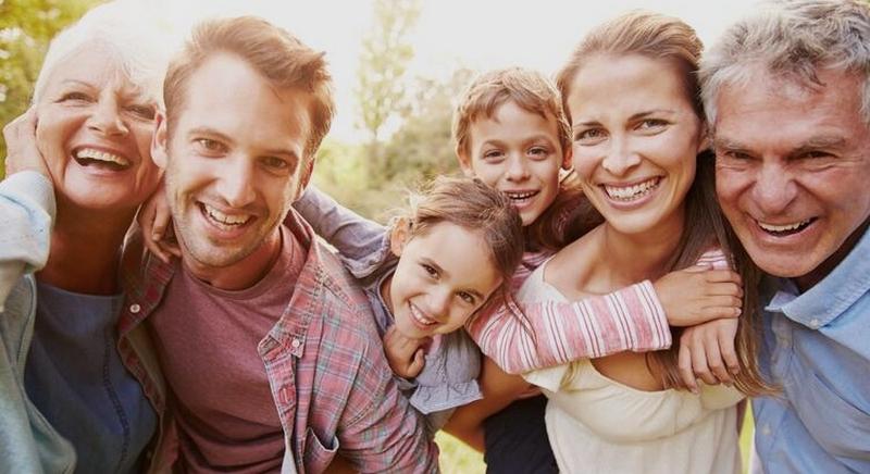 Aile, birincil gruplara bir örnektir.