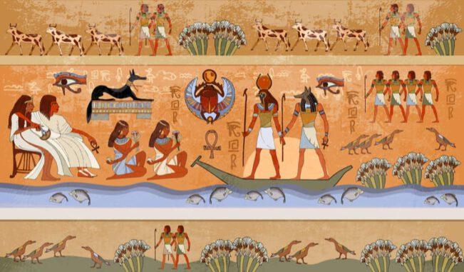 Mısır medeniyeti, bilimin ve felsefenin gelişiminde önemli etkisi bulunan bir kültür aracıdır.