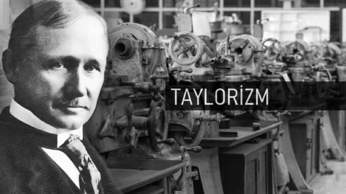 Taylorizm