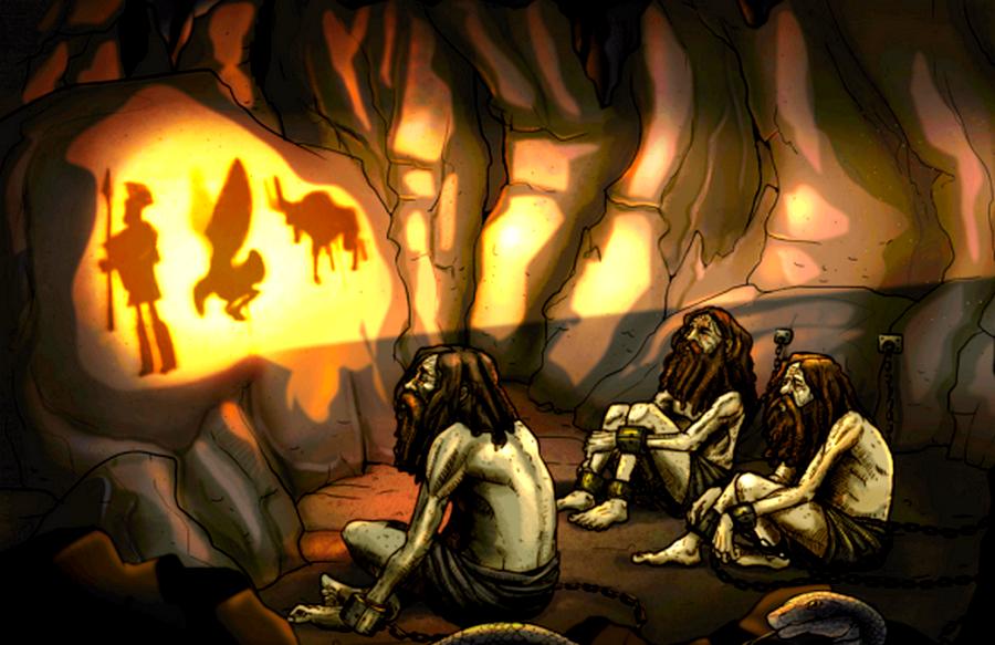 Platon'un Mağara Benzetmesi