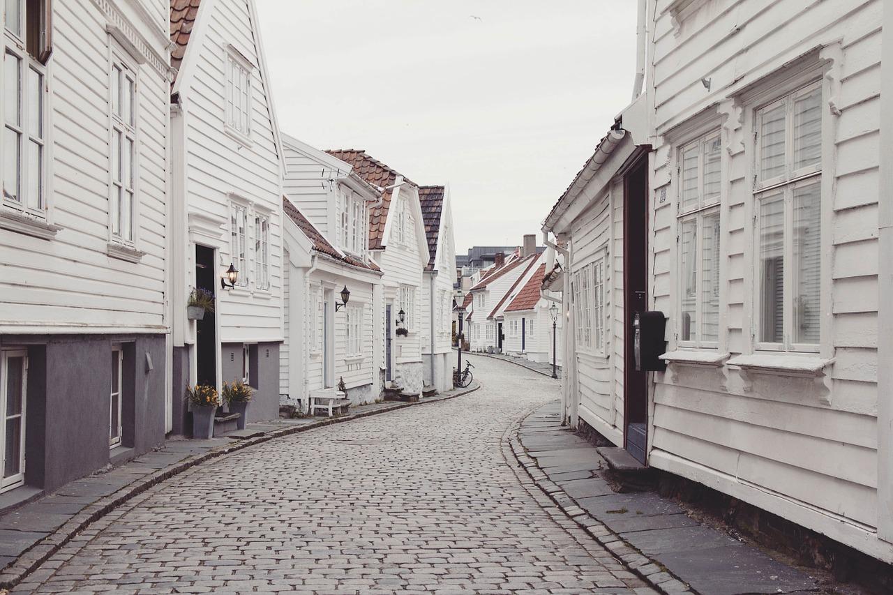 evler, mahalle, sokak