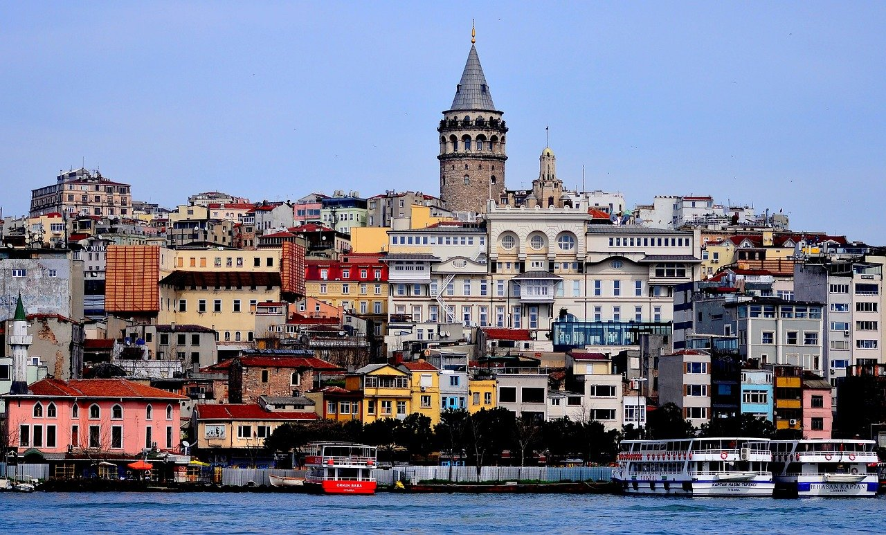 istanbul, boğaz, boğaziçi, galata kulesi