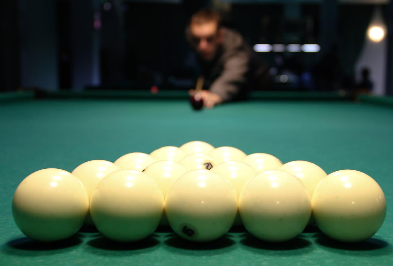 bilardo, snooker, bilardo topu